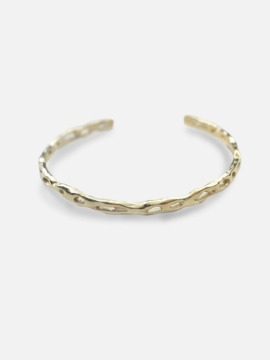 breaking waves slim bangle set